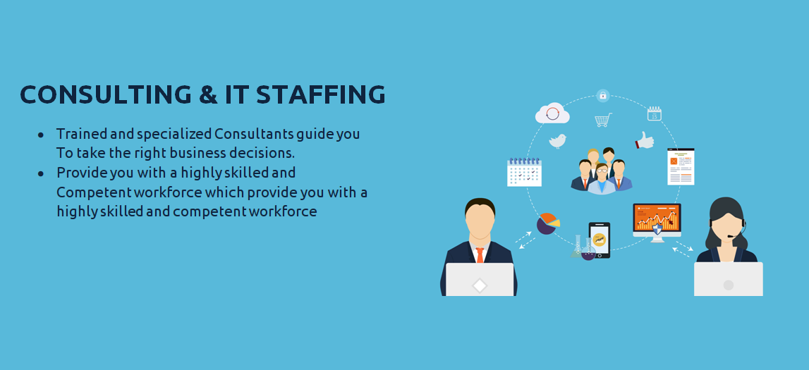 Consulting & IT staffing